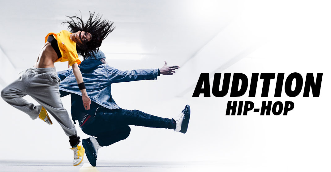 Audition Hip Hop Studio Art Dance